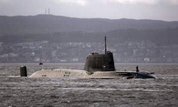 Британский парламент одобрил модернизацию ядерного щита страны