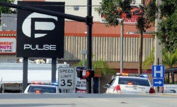 Orlando šāvēja sieva zināja par uzbrukuma plāniem, vēsta avots