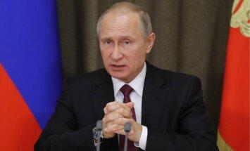 Путин-миротворец: президент России перед выборами меняет имидж