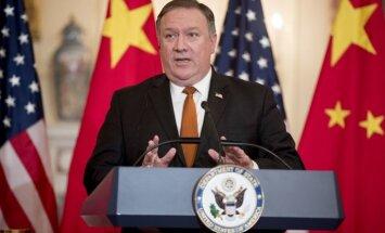 Ziemeļkoreja vēlas ASV ekonomisko palīdzību, pauž Pompeo