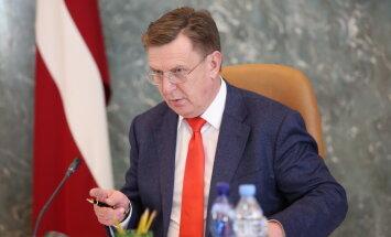 Кучинскис: не могу представить, что Римшевич продолжит спокойно работать в Банке Латвии