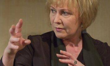 'Smiļģa kabinetā' būs tikšanās ar aktrisi Lāsmu Kugrēnu