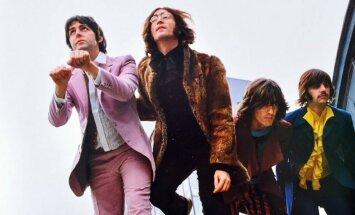Atklātībā nonākušas maz zināmas 'The Beatles' fotogrāfijas