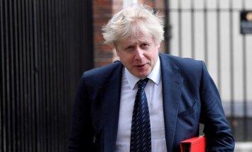 Борис Джонсон допустил ужесточение санкций против России