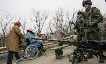 Киев: вступил в силу новый порядок перемещения товаров с Донбассом