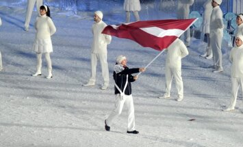 На Олимпиаде в Сочи Латвию представят 58 спортсменов