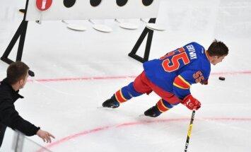 Video: KHL Zvaigžņu spēles meistarības konkursi