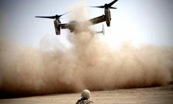 Te top nākotne: slepenākās ASV militārās bāzes