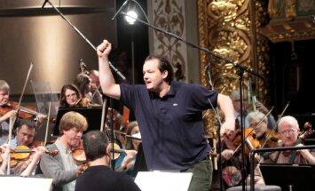 Mūzikas akadēmijā viesosies pasaulslavenais diriģents Andris Nelsons