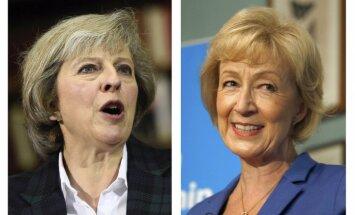 В финал гонки за пост премьер-министра Британии вышли две женщины