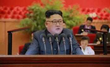 ANO Drošības padome pieņem stingrākas sankcijas pret Ziemeļkoreju