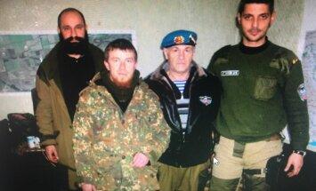 Ukrainā paziņo par Krievijas pulkveža aizturēšanu