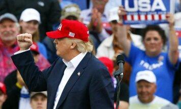 Trampa miljardieru administrācija – bagātnieki, kas turpmāk vadīs ASV
