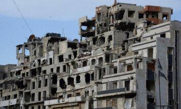 СМИ: 94 мирных жителя в Сирии погибли из-за бомбардировок ВВС Турции и коалиции