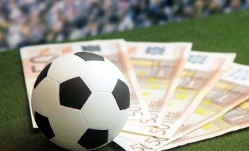 Krievijas Futbola savienības algu parādi pārsnieguši trīs miljonus eiro