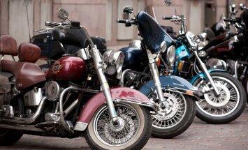Tehnisko apskati motocikliem plāno turpmāk veikt reizi divos gados