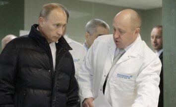 'Putina pavārs' izveidojis lielāko krāpniecisko karteli Krievijā, atklāj Navaļnijs