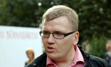 Juris Pūce: Nils Ušakovs piesavinās Rīgas intelektuālo īpašumu