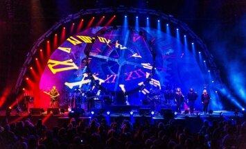 Rīgā ar miljons dolāru vērtu šovu koncertēs 'Pink Floyd' atdarinātāji 'Brit Floyd'