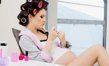Piecas atbildes uz biežākajiem jautājumiem par skaistumkopšanu grūtniecības laikā