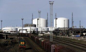 Транспортировка нефтепродуктов LatRosTrans в первом квартале уменьшилась на 38%