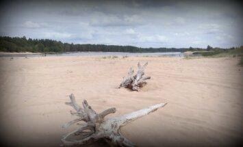 Velomaršruts atpūtai – no Garkalnes līdz Gaujas ietekai jūrā