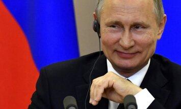 Путин в интервью Оливеру Стоуну рассказал о своих внуках