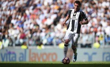 Mandžukičs pagarinājis līgumu ar Itālijas čempioni 'Juventus'