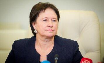 """Балтрайтене принесла извинения Дуклавсу за """"параноидальные страхи"""" в Литве"""