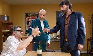 'Argo' saņem Producentu un Kinoaktieru ģilžu balvas un bruģē ceļu uz 'Oskaru'