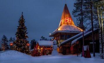 Ciemos pie Ziemassvētku vecīša un ne tikai! 10 brīnišķīgas vietas, ko apskatīt Somijā