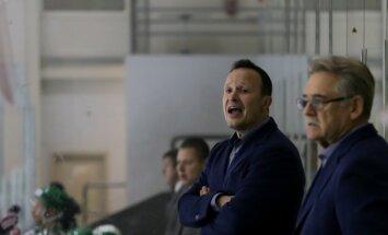 'Mogo' treneris Sorokins: Kontinentālajā kausā ar katru spēli uzlabojām savu sniegumu