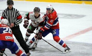 Latvijas hokeja izlasei bezierunu zaudējums arī otrajā pārbaudes spēlē pret Norvēģiju