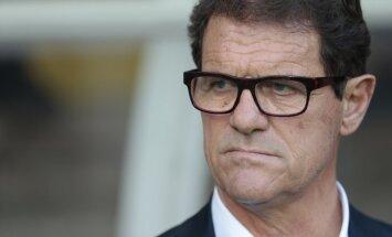 Kapello pametīs Krievijas futbola izlases trenera amatu, tiklīdz saņems kompensāciju par līguma laušanu