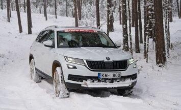 Nosaukti septiņi konkursa 'Latvijas Gada auto 2017' finālisti