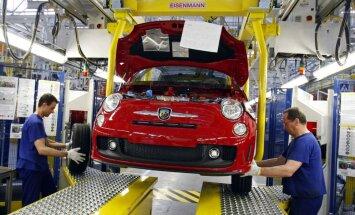 'Fiat' rūpnīcas darbinieki ar streiku protestē pret Krištianu Ronaldu pāreju uz 'Juventus'