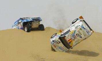 Nākamais Dakaras rallijs var arī nenotikt