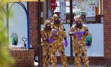 Britu policija rekonstruējusi notikumus Skripaļu saindēšanas dienā