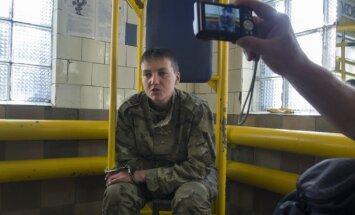 Ukrainas gaisa spēku piloti apsūdz Krievijas žurnālistu nogalināšanā
