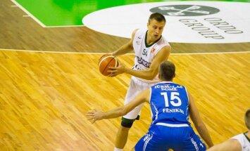 """'Valmiera/ORDO' basketbolisti pēc smaga sākuma LBL mačā pieveic """"Jūrmala/Fēnikss' komandu"""