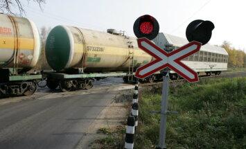 Dzelzceļa kravu pārvadājumu apmērs pirmajā pusgadā Latvijā audzis par 1,2%