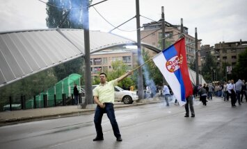 Serbijas premjers: Autonomija Kosovas serbiem ir priekšnosacījums līgumam ar Prištinu