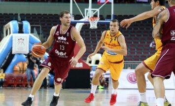 Strēlniekam trīs punkti zaudētā ULEB Eirolīgas mačā; Kalnietis no 'Žalgiris' atvadās ar pārsteidzošu uzvaru pār 'Olympiacos'