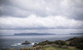 Krievijas raķešu izvietošana Dienvidkuriļu salās apbēdina Japānas premjeru