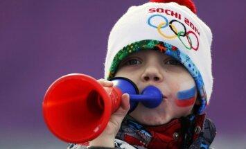 Olimpiskās spēles: Sočos kārtējā sacensību diena noslēgusies.