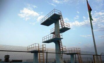 'Delfi' Kabulā: PSRS celts 'Taliban' nāvessodu baseins pašā kalna galā