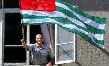 Абхазия отказалась от планов войти в состав России