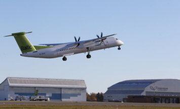 Маршрутом airBaltic Рига - Лиепая воспользовались 4780 пассажиров