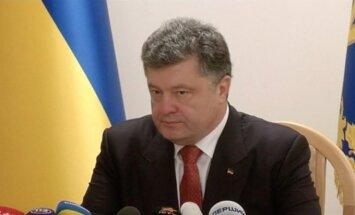 Ukraiņu pozīcijām pēc ilgiem laikiem naktī nav fiksēti uzbrukumi
