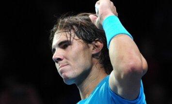 Nadals un Marejs nodrošina savstarpēju cīņu Francijas atklātā čempionāta pusfinālā